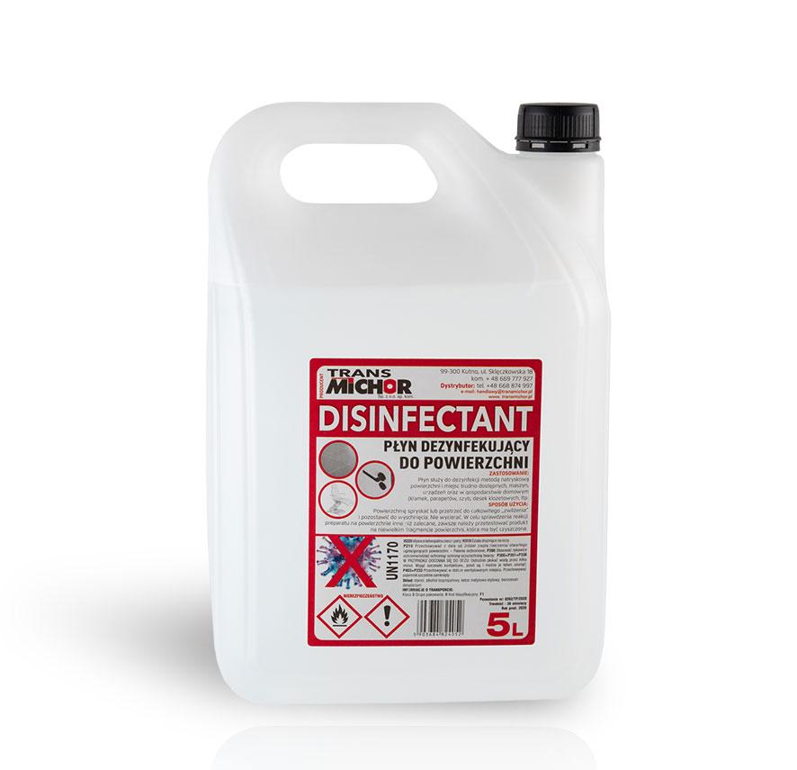 desinfectant fh płyn dezynfekujący do powierchni 5l